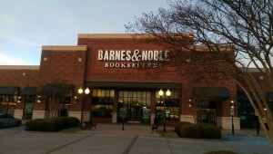 Zoe Greene lands in Barnes and Noble at The Shops at Greenridge- Woodruff Road. Greenville , SC