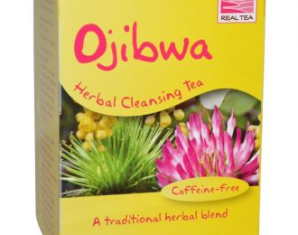 Ojibwa-Tumors/BOILS/Cysts/FIBROIDS BE GONE Cleanse Tea-Native American with Dandelion root