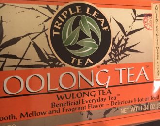 Oolong Tea- 20 tea bags- weight loss, mental alertness, healthy hair, Type2 diabetes