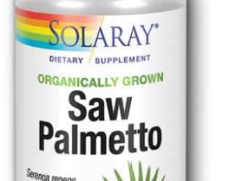 Saw Palmetto Pills-555 mg per capsule 100 veg Caps – Remove Hair from Chin! Hormone Balance