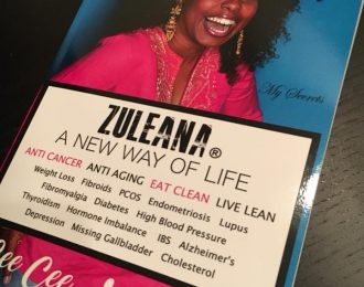 #1 Top Seller: Zuleana-A New Way of Life (Autographed Book by Cee Cee)
