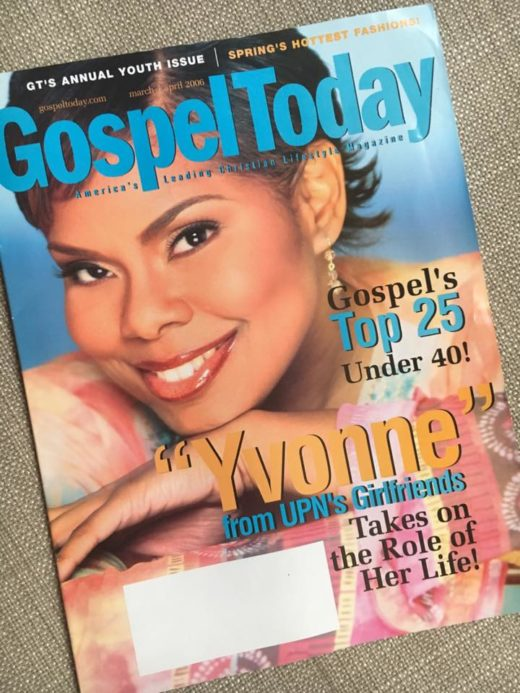 magazine gospel today Cee Cee Michaela