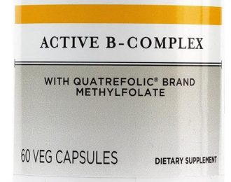 B-Complex- 50 with biotin added- 60 capsules- Energy, Brain