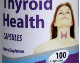 Thyroid Nodule Caps- 100 Capsules- helps to shrink!