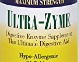 Digestive Enzyme -180  Tablets- a MUST for Missing Gallbladder