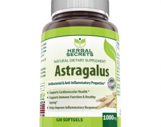 Astragalus Pills- Chronic Fatigue- Wilson's Disease-  120 capsules – 1000mg