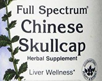Chinese Skullcap- BRCA 1 and BCRA 2 – Breast Cancer- 400 mg- 90 Caps – movement disorders, tremors