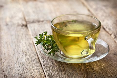 Thyme Tea 24 Bags Organic Lupus Fibromyalgia