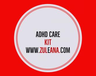 ADHD CARE KIT-Zinc Tablets- 100 capsules 50 mgs, Calm(magnesium citrate) 5 packs, B Complex Vitamin 60 capsules, Vitamin D3 5000 IUS 120 capsules , Passionflower Tea- 24 bags