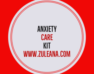 ANXIETY CARE KIT- Lemon Balm Capsules- 100 caps,  Passion Flower Tea – 24 bags,  Ashwagandha Capsules- 120 caps, 300 mgs