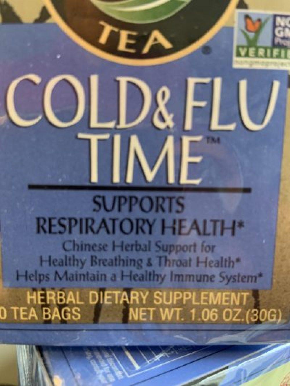 Cold Tea Flu Tea Immunity Tea